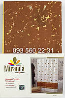 """Тканевая штора для ванной Миранда """"Antique"""", фото 1"""