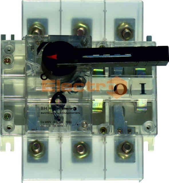 Выключатель нагрузки ВН-1600 Electro