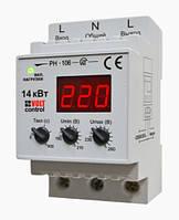 Реле напряжения автомат защиты VOLT CONTROL РН-106 (60А) SKU0000941