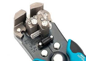 Щипцы для зачистки электропроводов, 0,05-8 кв. мм, Gross (17718)