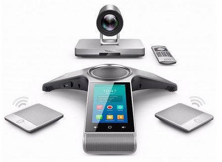 Система видеоконференций Yealink VC800-CP960-8way, фото 2