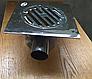 Трап латунный хромированный 20х20 см (50 мм), Турция, фото 2