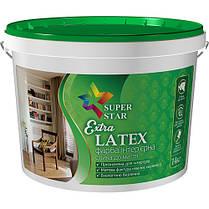 Краска Extra Latex  4 кг интерьерная SuperStar