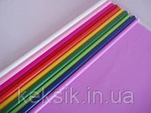 Пленка упаковочная в рулоне матовая фиолетовая