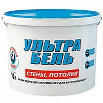 """Акрилова фарба в/е """"Ультра бель"""" 7кг."""