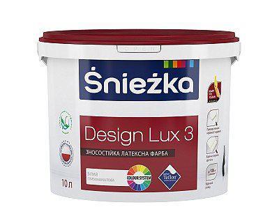 Краска акриловая в/э Design Lux  4,0 кг