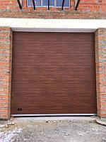 Гаражные промышленные секционные ворота  DoorHan 4100*4100,  автоматические, фото 1