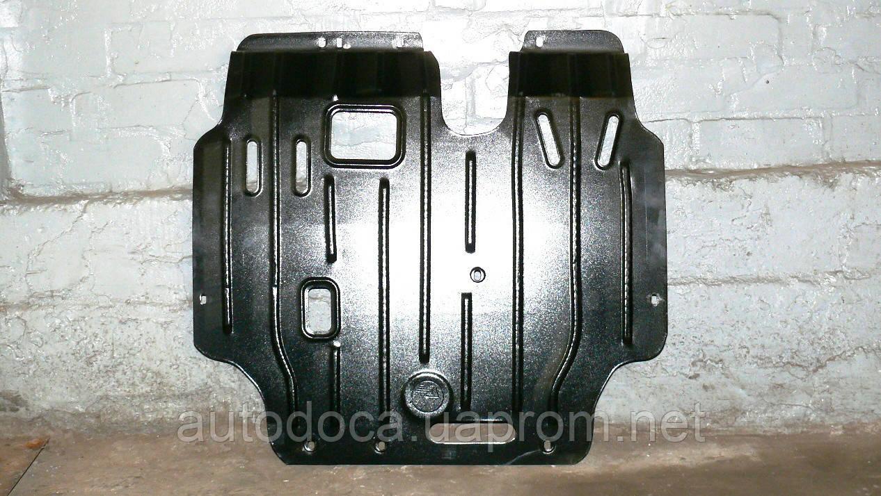 Защита картера двигателя и акпп Chrysler Sebring 2007-