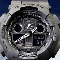 Часы мужские CASIO G-Shock GA 110 AAA качество черные
