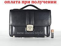 Чоловіча шкіряна сумка барсетка гаманець портмоне клатч під Jeep Polo, фото 1