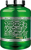 Scitec Nutrition 100% Whey Isolate 2000 грамм