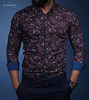 Мужская рубашка Турция 59-01-608