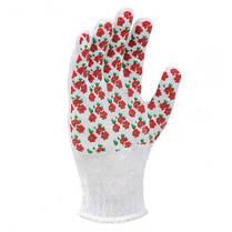 """Перчатки DOLONI (4298) """"Весенние цветы"""" трикотажны"""