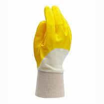 Перчатки DOLONI (4523) стекло-нитрил, основа - хло