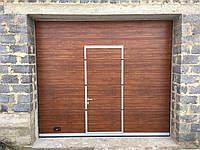 Гаражные секционные ворота  DoorHan 3100*2600, фото 1
