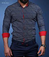 Мужская рубашка Турция 33-01-601