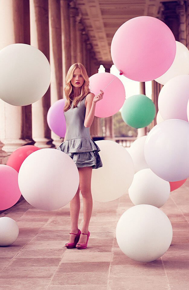 Воздушные шары с доставкой в Днепре