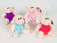 Мягкая игрушка Овечка на присоске, 4 цвета