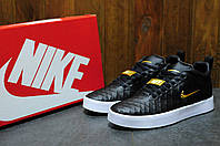 Мужские кроссовки Nike Tiempo Vetta 17 (Найк Тимпо Ветта ) черные