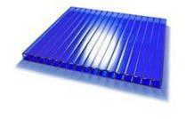 Поликарбонат SUNNEX синий 6000х2100х 8мм.