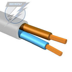 Провод ШВВП 2х2,5 Енерго/Каблекс