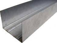 Профиль PREMIUM Steel UW- 50 L=3000мм (0,4) (8шт./уп.) (П)