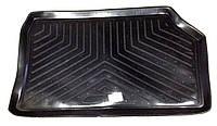 Коврик в багажник для Audi 100/А6 1994-97 седан, резинопластиковый (Norplast)