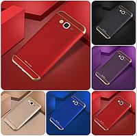 """Samsung J5 (2015) J500 оригинальный чехол накладка бампер противоударный SOFT TOUCH защита 360 на телефон* """"RZ"""