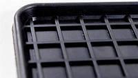 Резиновые коврики Stingray для Renault Master III 2011  - комплект 2 передних коврика.