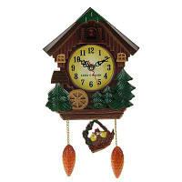 Настенные часы с кукушкой Cartoon Clock