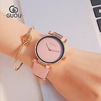 Часы Guou Ancient Europe 8071 (Pink)