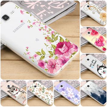 """Samsung A500F А5 2015 оригинальный чехол накладка бампер противоударный с принтом рисунком на телефон * """"RZC"""""""