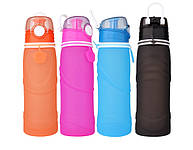Бутылки для воды, термосы, чашки