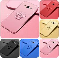 """Samsung J5 (2015) J500 оригинальный чехол накладка бампер противоударный SOFT TOUCH защита 360 на телефон* """"1S"""