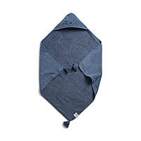 Elodie Details - Полотенце с капюшоном, Tender blue