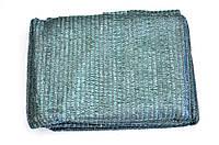 Сетка затеняющая зеленая, в пакете 60 %, 3,6 х 10 м