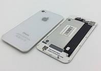 Задняя крышка для iPhone 4 White