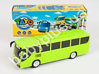Автобус Tayo, ездит, муз, 3D свет, на бат-ке, в кор-ке