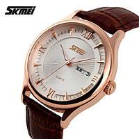 Часы Skmei Классика 9091 Ремешок