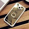 Samsung A500F А5 2015 оригинальный чехол накладка бампер противоударный ХРОМ ЗЕРКАЛЬНЫЙ на телефон , фото 2