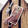 Samsung A500F А5 2015 оригинальный чехол накладка бампер противоударный ХРОМ ЗЕРКАЛЬНЫЙ на телефон , фото 8