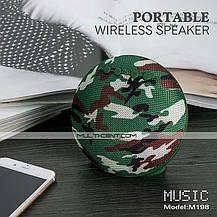Беспроводная Bluetooth колонка M198 | 3 Вт | Bluetooth 4.1, фото 2