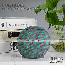 Беспроводная Bluetooth колонка M198 | 3 Вт | Bluetooth 4.1, фото 3