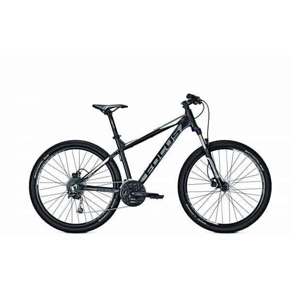 """Горный велосипед FOCUS WHISTLER 27,5"""" 19""""  4.0  Черный/Белый"""