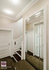 Простір та багато сонячного світла в інтер'єрі будинку в Києві від дизайн студії AVTOGRAF 18
