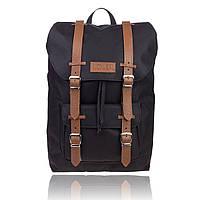 Рюкзак спортивный черный, фото 1