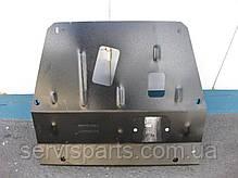 Защита двигателя Renault Koleos 2008- (Рено Колеос), фото 2