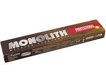 """Електроди """"Моноліт Професіонал"""" д. 3 2,5 кг. тубус"""
