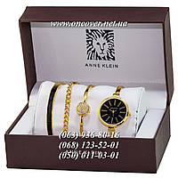 Наручные часы Anna Klein Gold-Black