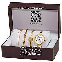 Наручные часы Anna Klein Gold-White
